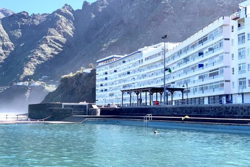 Bajamar - Teneriffa - Edificio Nautilus