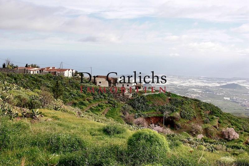 Arona - Teneriffa - Finca - ID 1462 - aussicht3