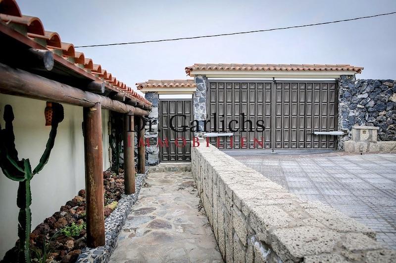 Arona - Teneriffa - Finca - ID 1462 - garage1