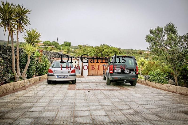Arona - Teneriffa - Finca - ID 1462 - garage2