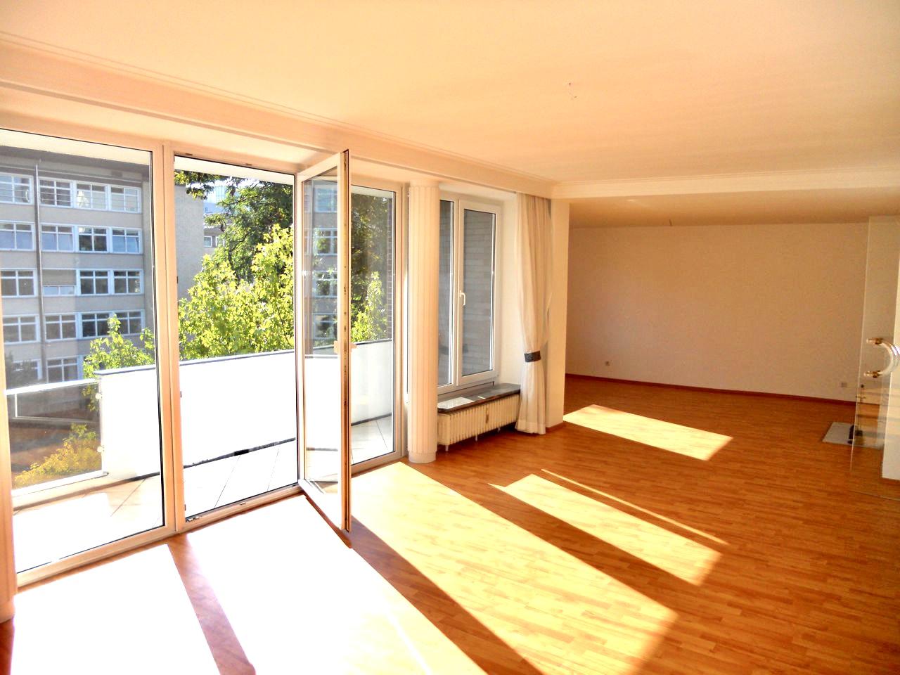 Sonniges Apartment mit Terrasse