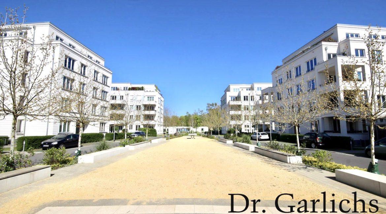 ID 1166 - Wohnung - Zehlendorf - Berlin - Aussenanlage