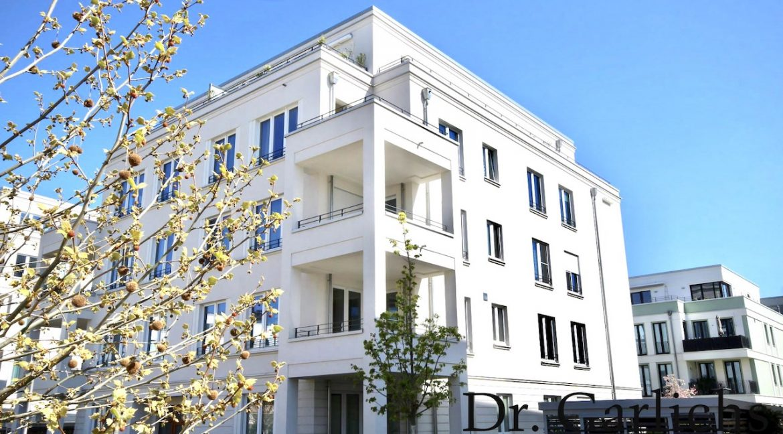 ID 1166 - Wohnung - Zehlendorf - Berlin - Aussenansicht 1