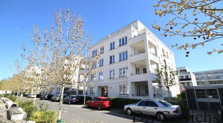 ID 1166 - Wohnung - Zehlendorf - Berlin - Aussenansicht 2