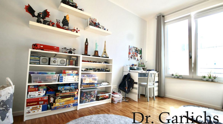 ID 1166 - Wohnung - Zehlendorf - Berlin - Kinderzimmer Ansicht 1