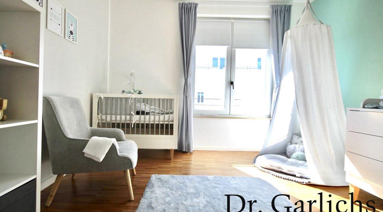 ID 1166 - Wohnung - Zehlendorf - Berlin - Kinderzimmer Ansicht 2