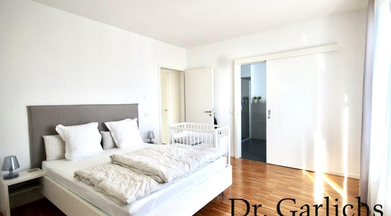 ID 1166 - Wohnung - Zehlendorf - Berlin - Schlafzimmer 2-3
