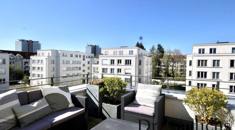 ID 1166 - Wohnung - Zehlendorf - Berlin - Terrasse