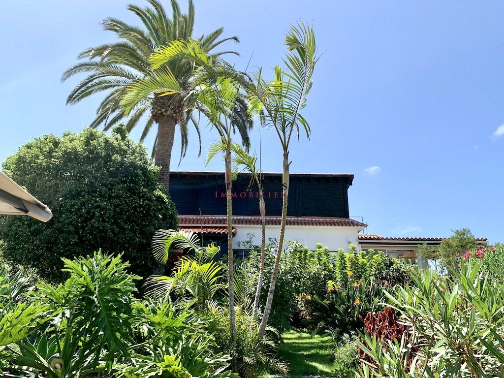 Orotava-Tal: Haus mit 2 Einliegerstudios