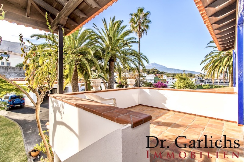 Guest Unit Terrace - Teide View