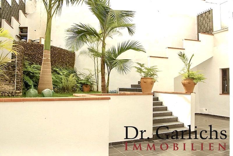 Los Realejos - Teneriffa - Apartment mit Garten - ID1521 - 11