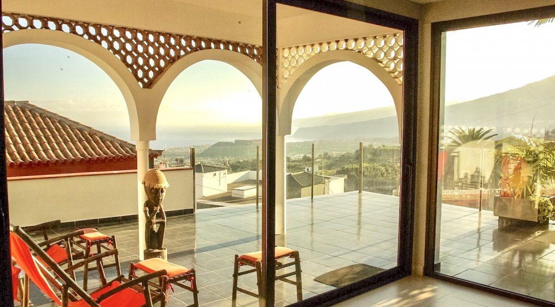 Los Realejos - Teneriffa - Apartment mit Garten - ID1521 - 14