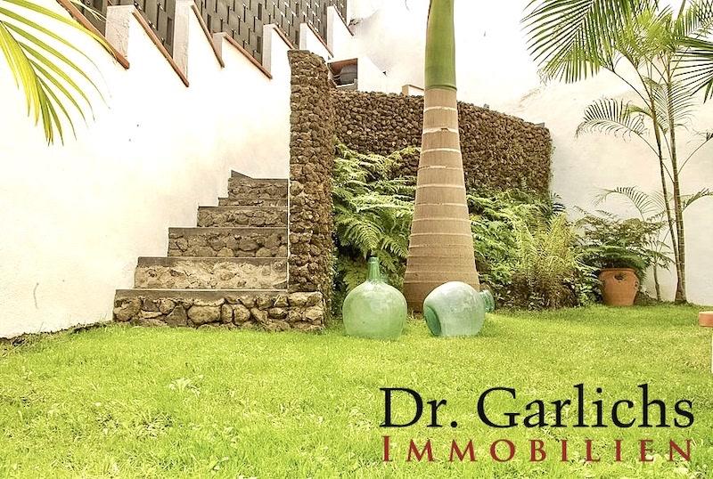Los Realejos - Teneriffa - Apartment mit Garten - ID1521 - 9