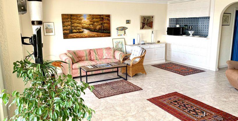 Doppelapartment in der Residencia Maritim