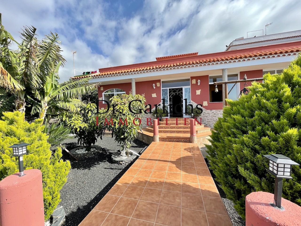 Haus in Santa Úrsula im Erstbezug