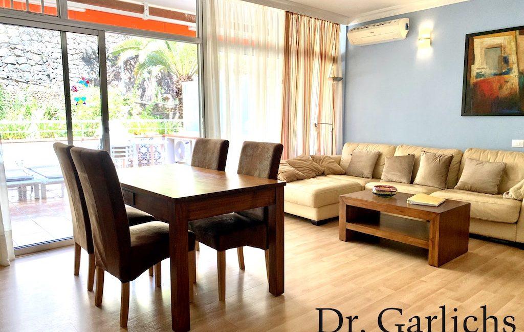 3 - Puerto de la Cruz - Wohnung - Teneriffa - ID 1540 - Wohnzimmer