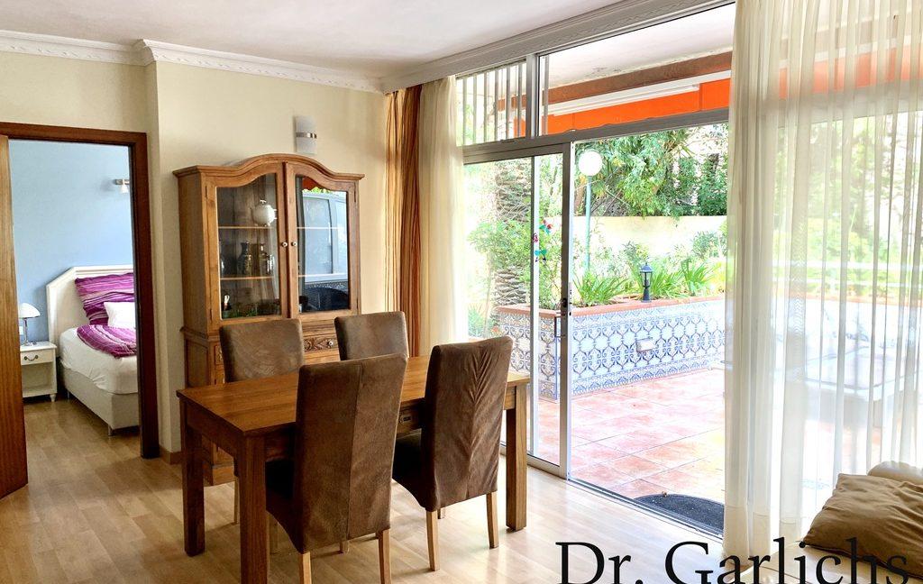 5 - Puerto de la Cruz - Wohnung - Teneriffa - ID 1540 - Wohnzimmer