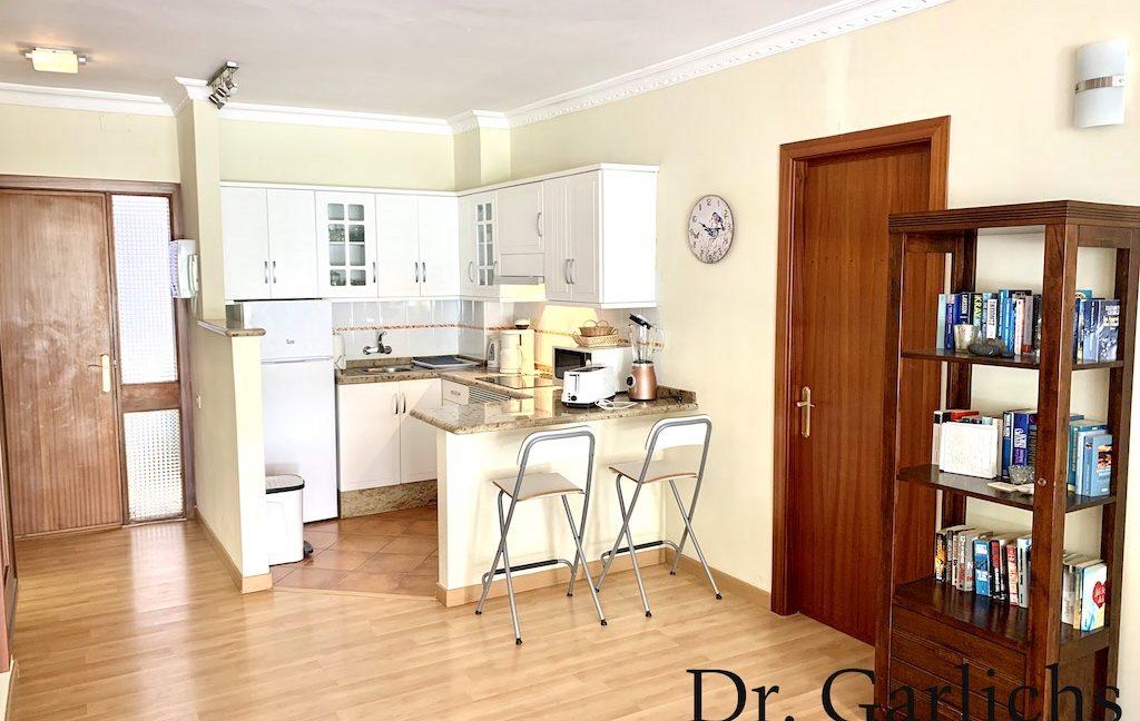 7 - Puerto de la Cruz - Wohnung - Teneriffa - ID 1540 - Wohnzimmer