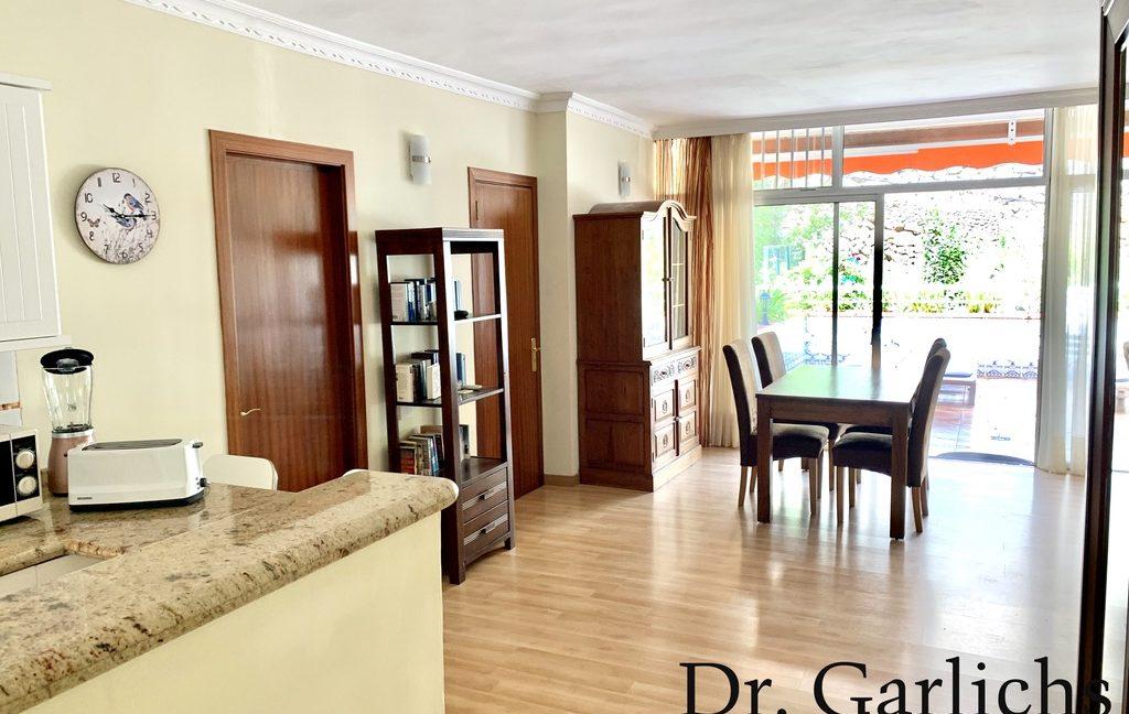 8 - Puerto de la Cruz - Wohnung - Teneriffa - ID 1540 - Wohnzimmer