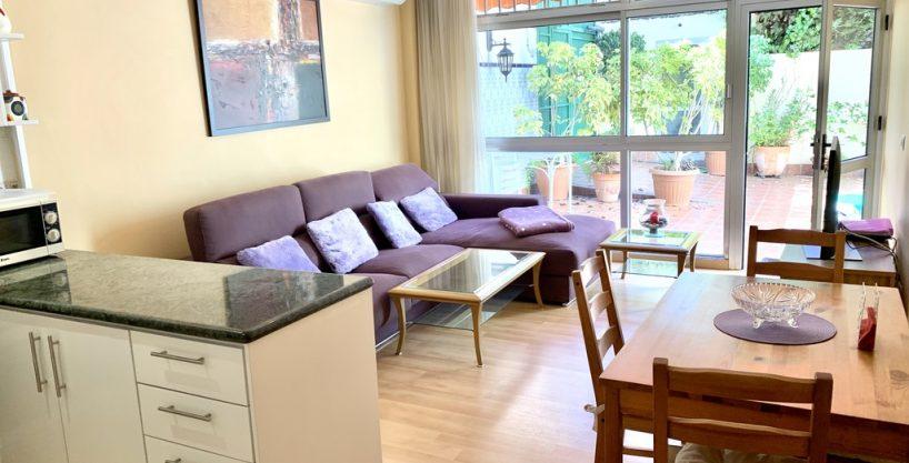 Terrassen-Apartment mit Stellplatz nahe Taoro Park