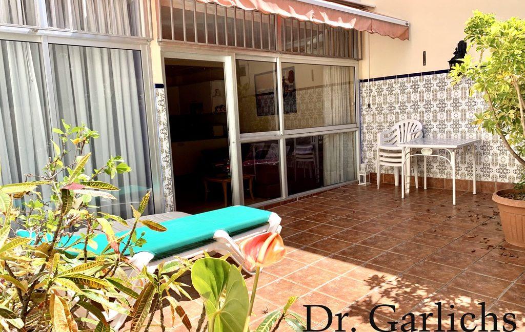 Puerto de la Cruz - Teneriffa - Wohnung - ID1541 - Terrasse 2