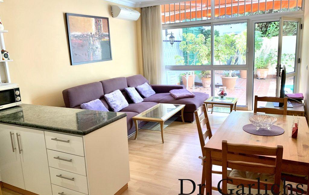 Puerto de la Cruz - Teneriffa - Wohnung - ID1541 - Wohnzimmer1