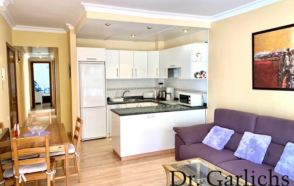 Puerto de la Cruz - Teneriffa - Wohnung - ID1541 - Wohnzimmer2
