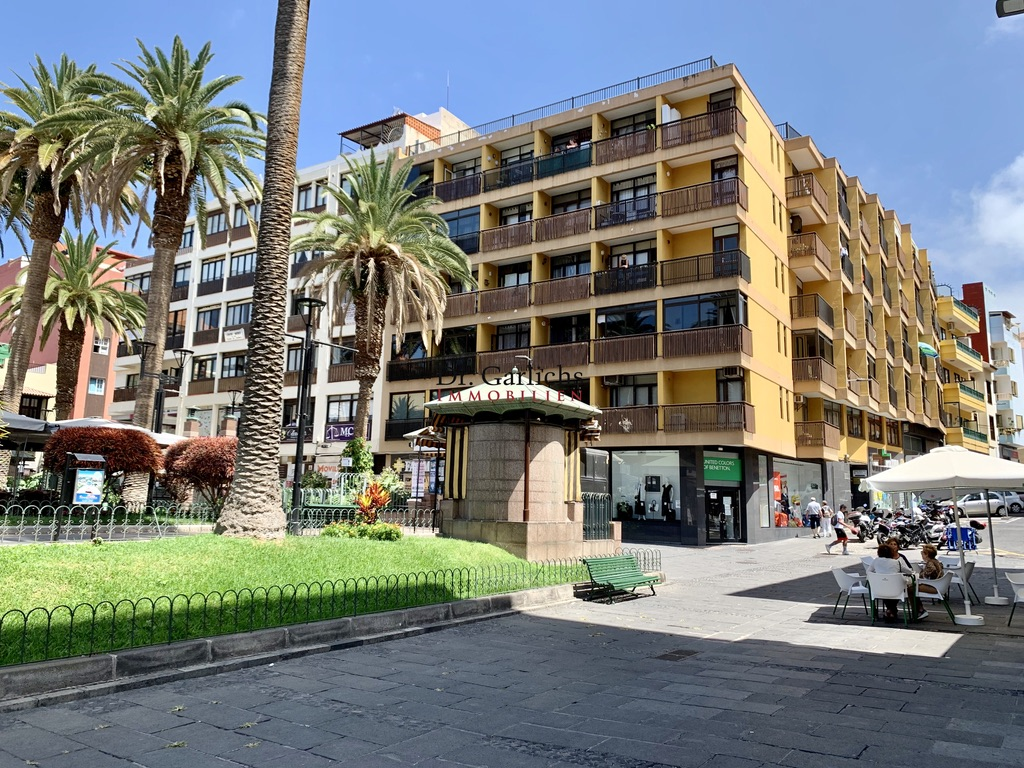 Dachgeschoss-Wohnung am Plaza del Charco