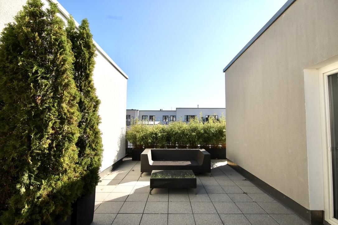 Modernes Penthouse am Berliner Gleisdreieckpark