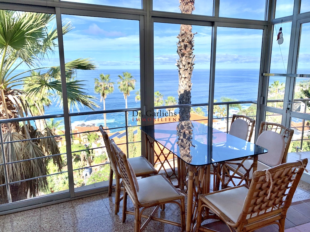 Bungalow in top location and with beautiful views