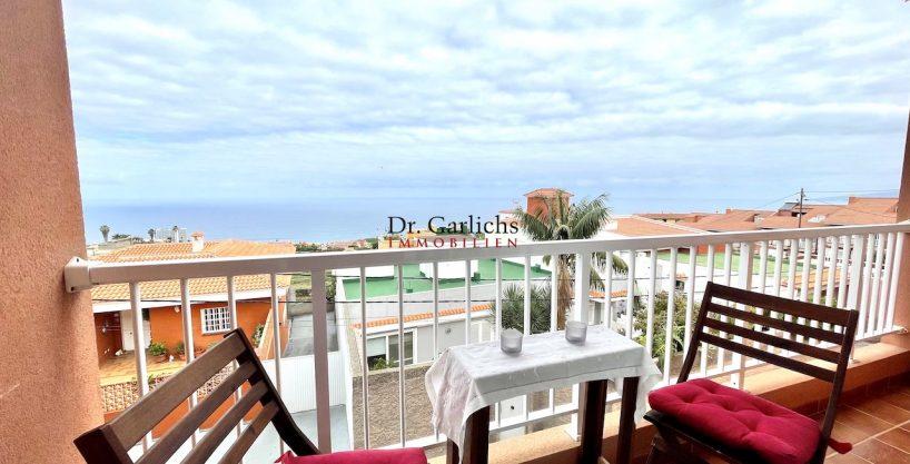 Gepflegte Wohnung in La Vera, Puerto de la Cruz