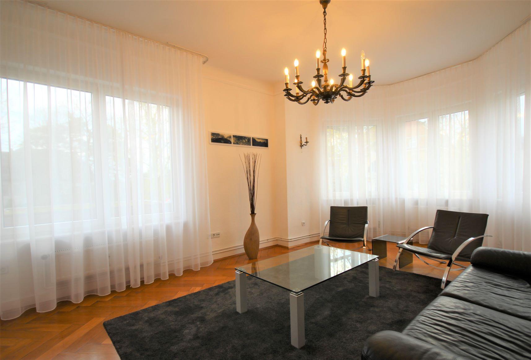 Grunewald: möblierte Wohnung für mindestens 2 Jahre