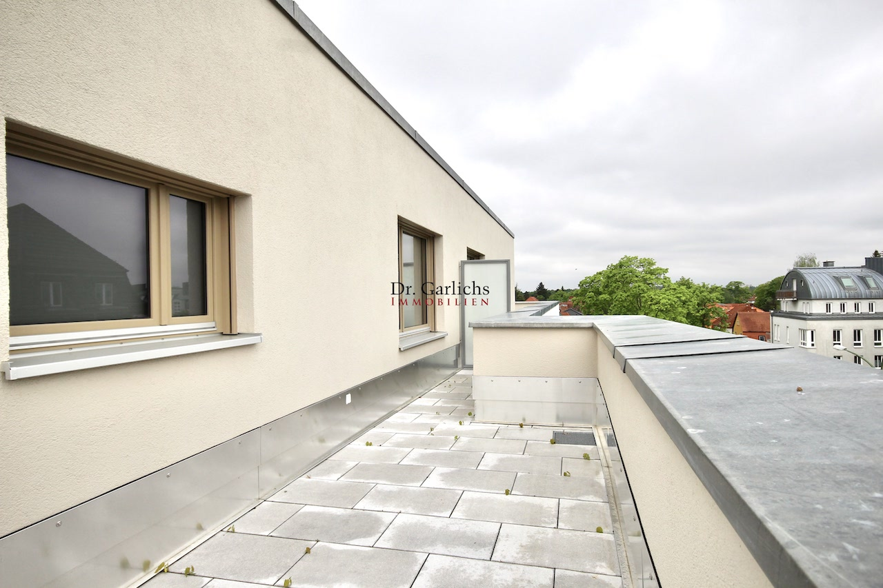 Penthouse in Pankow
