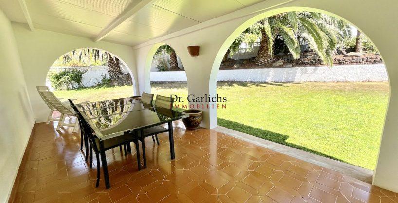 El Sauzal: Haus mit großem Grundstück in sehr guter Lage
