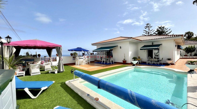 El Sauzal - Teneriffa - Haus - ID8082 - 1a