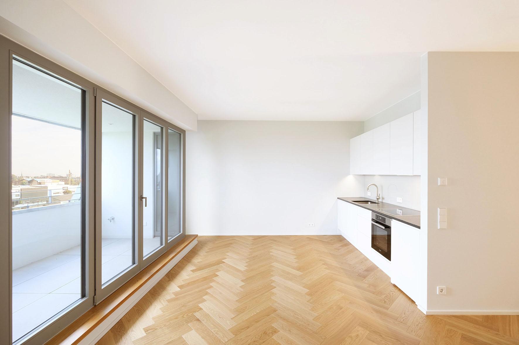 Moabit: Top-moderne Wohnung mit hochwertiger Ausstattung