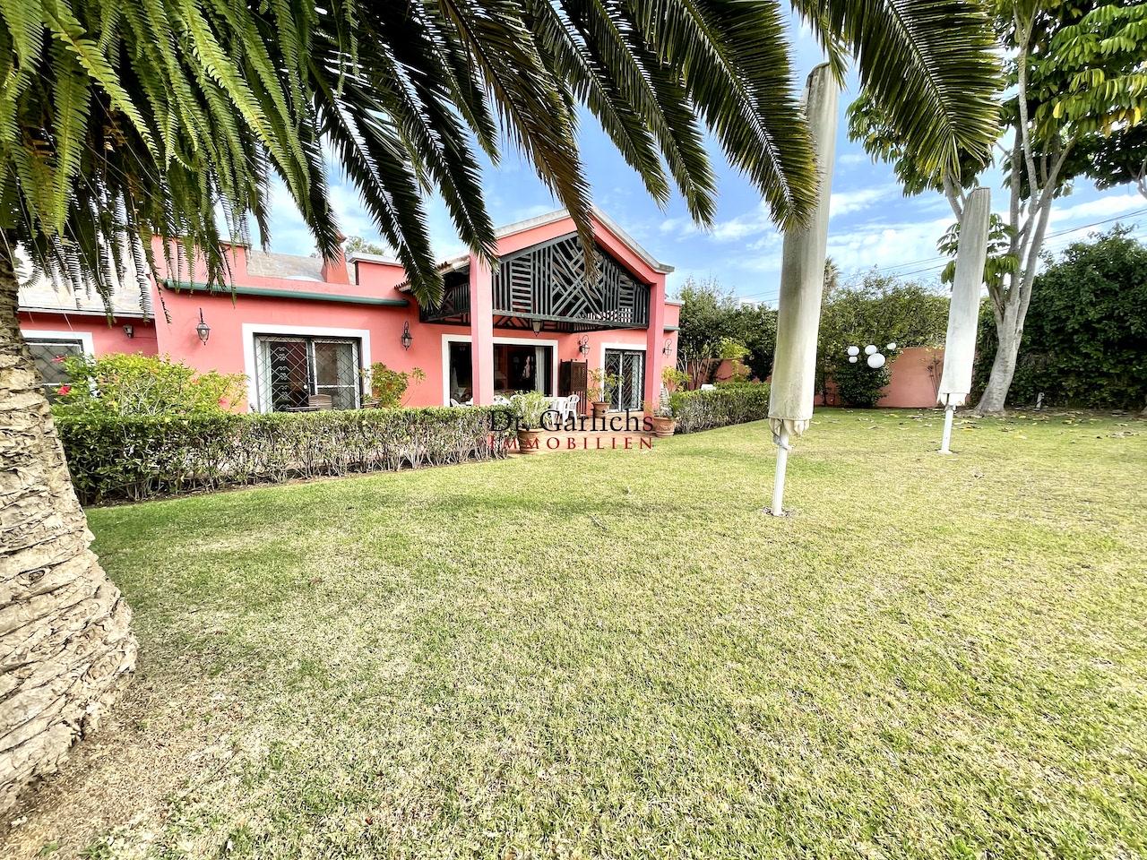 Villa für Großfamilien und Golfliebhaber